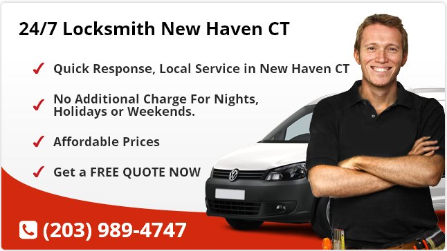 24 Hour Locksmith New Haven
